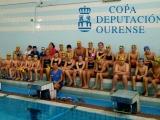 Andrea Bello vencedora de la Copa Diputación de Salvamento y Socorrismo