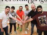 Campus Ourense CB renueva directiva y refuerza el senior masculino