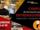 Ourense sede do Campus de adestradores da Fundación Aíto G. Reneses