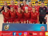 Selección Española Futsal U17 (Foto: Real Federación Española de Fútbol)