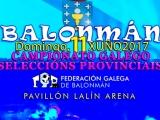 Importante presencia de Nova Xestion Pabellón en las selecciones provinciales de balonmano