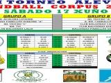 III Torneo Alevín de balonmano Corpus 2017