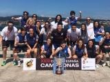 Ourense Envialia gana su primera Copa de España
