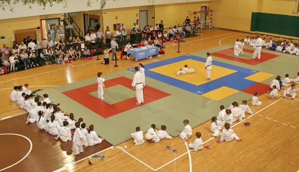 Judo - Copa Diputación - 3ª Jornada @ Pazo dos Deportes Paco Paz-Deputación de Ourense