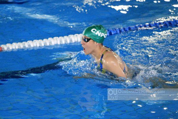 Cpto. Gallego de Natación Master (1ª jornada) @ Piscina Rosario Dueñas | Orense | Galicia | España