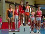 Cinco medallas para Ximnasia Pavillón no Open da Comunidade de Madrid