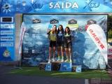 Noela Saa vencedora cadete no Open Galicia XCO de O Carballiño