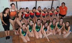 Club Natación Sincronizada Ourense refuerza su cuerpo técnico y marca nuevos objetivos