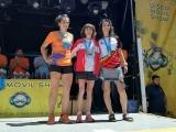 María Ferreiro logra en Esgos o título de campioa galega de Montaña