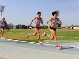 El atletismo ourensano se luce en el Nacional Veterano de Elche