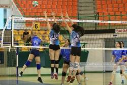 Copa Deputación de voleibol - Fase final @ Pazo Paco Paz | Ourense | Galicia | España