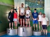 Cinco triunfos ourenanos en el 46º Trofeo Pedro Escudero de natación