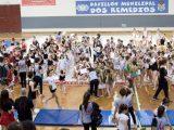 Os Remedios acolleu a clausura das escolas dos clubes Ximnasia e Ximnasia Pavillón