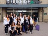 Las juveniles de Sincro Ourense al Nacional de Verano en Alicante