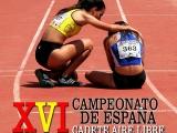 Presencia ourensana en el Campeonato de España Cadete de atletismo