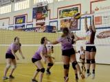 Experiencia internacional de Voleibol San Martiño en la AMB Volleyball Cup Espinho