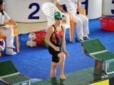 Eva Feijoo nadará cuatro prueba en el Nacional Alevín