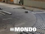 A buen ritmo la construcción de la pista de atletismo en Expourense