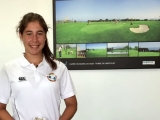 Judith Movilla campeona gallega absoluta de Golf