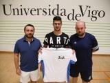 Marcos Vázquez nuevo refuerzo para el senior de Campus Ourense CB