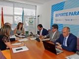 Xunta e EAPSAD coordiraranse na prevención e represión da dopaxe