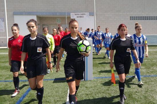 Zulema González representará a España no programa do Centro da UEFA para a Excelencia na Arbitraxe