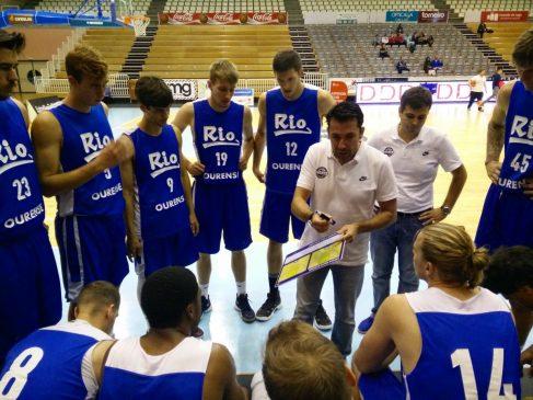 """Rio Ourense derrota a Coruña en el Trofeo """"Lugo é Basket"""""""