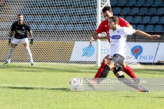 Ourense C.F. muestra su solidez ante la S.D. Negreira