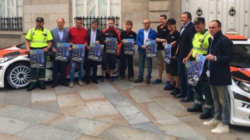Presentacion Rallye Ribeira Sacra 2017 - Foto: Deputación Provincial de Ourense