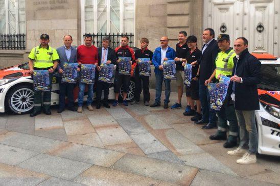 Hoxe arranca o 6º Rallye Ourense – Ribeira Sacra