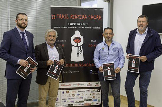 """Presentado o II """"Trail Ribeira Sacra"""""""