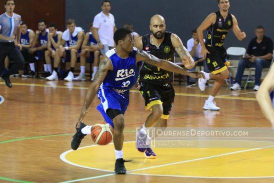 Rio Ourense cae ante Breogán en la semifinal de la Copa Galicia