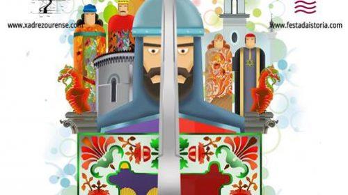 Ajedrez Festa da Historia 2017