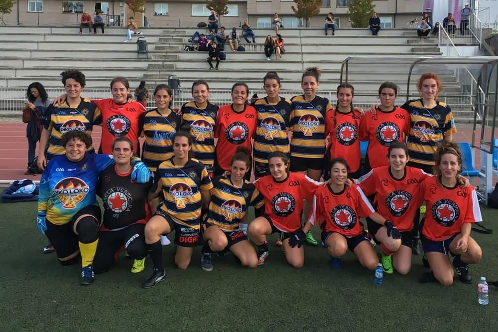Auriense Futbol Gaelico Equipo Femenino