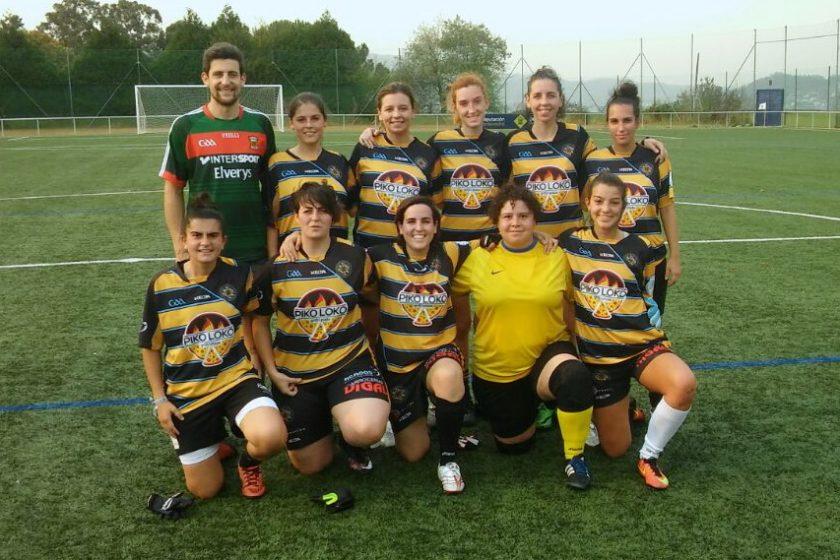 Auriense Futbol Gaelico Femenino 2017