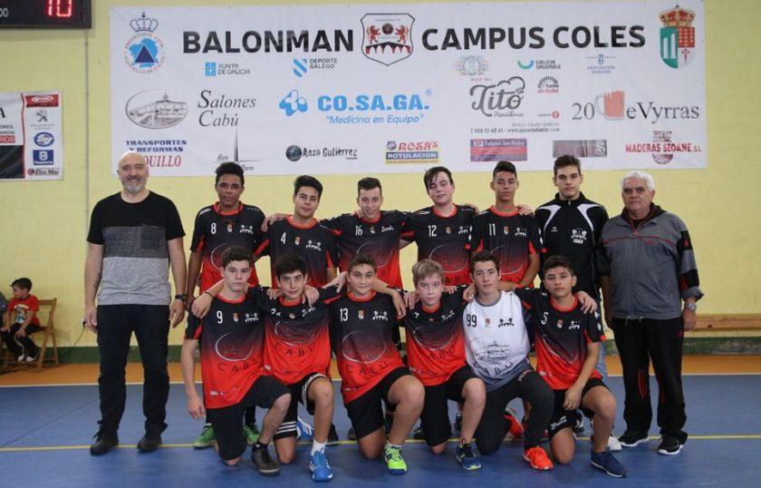 Campus Balonmano Cadete Masculino