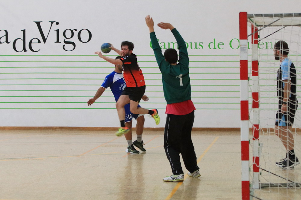 Campus Ourense Balonmano 2017