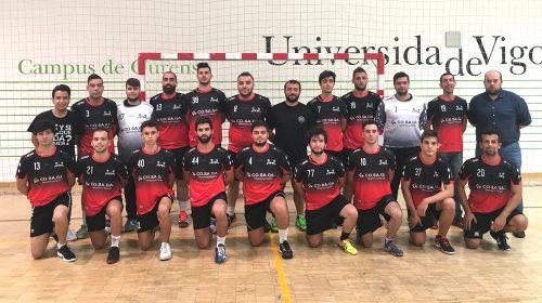 Cosaga Campus Ourense Balonmano Equipo 2017
