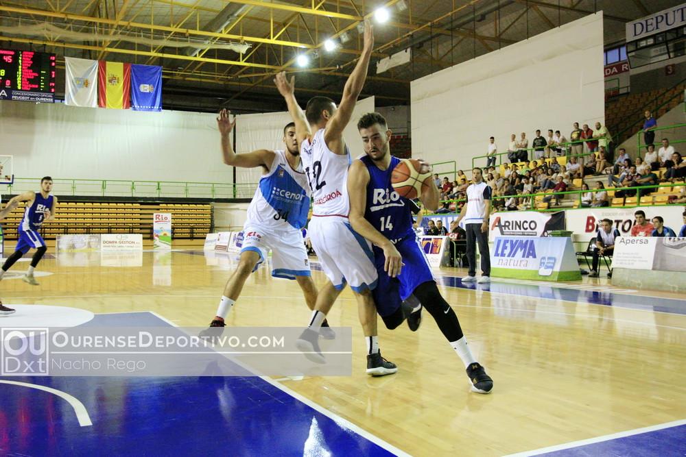 Cristian Iglesias Rio Ourense 2017 COB Foto:Nacho Rego
