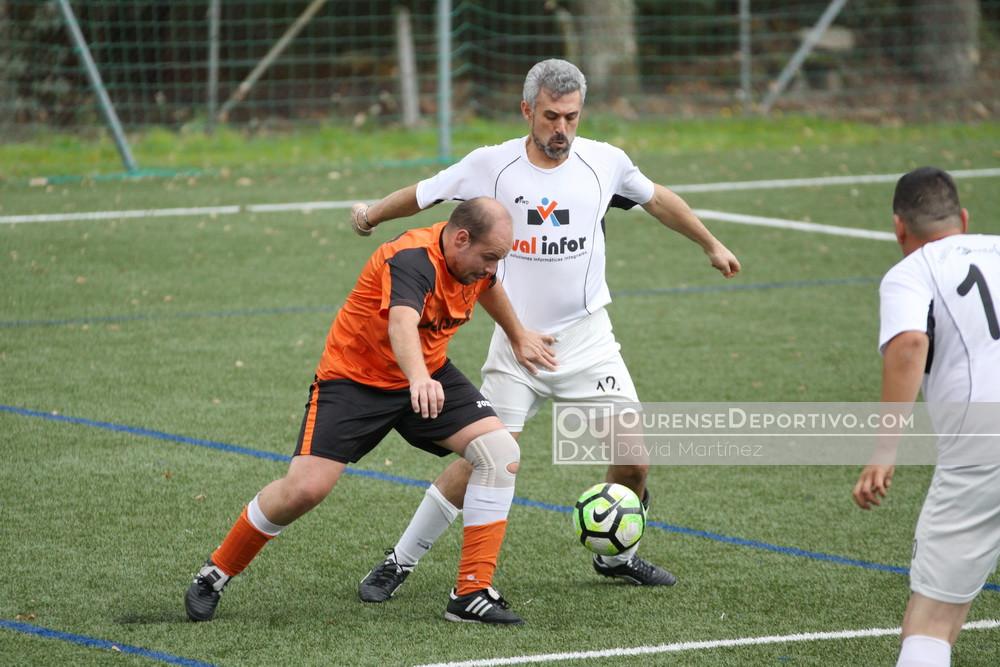 Futbol Veteranos Ourense 2017 Foto David Martinez
