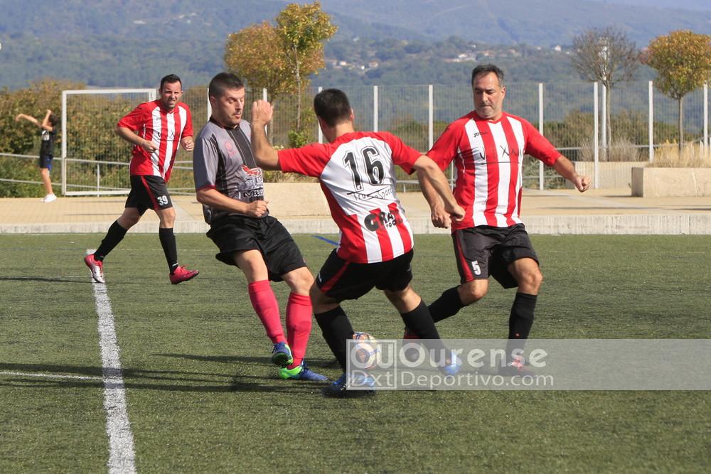 Futbol Veteranos Ourense 2017
