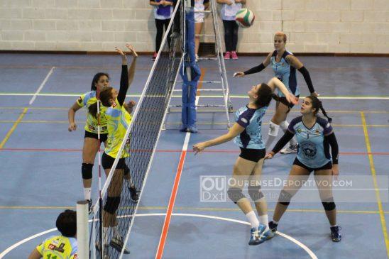 Hemisferios RB cede en el desempate ante Universidad Burgos