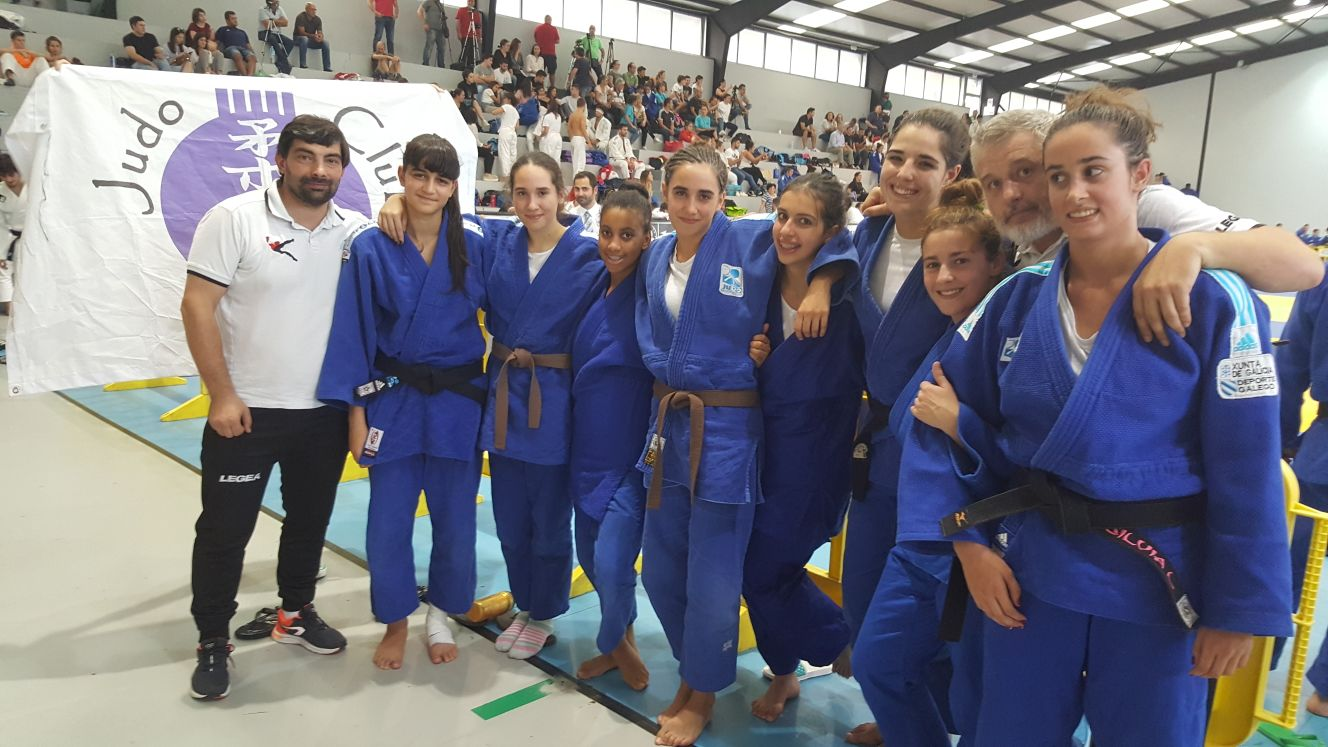 Judo Club Oleiros Liga Ourense