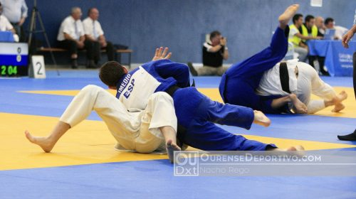 Liga de Judo Ourense Primera Jornada 2017