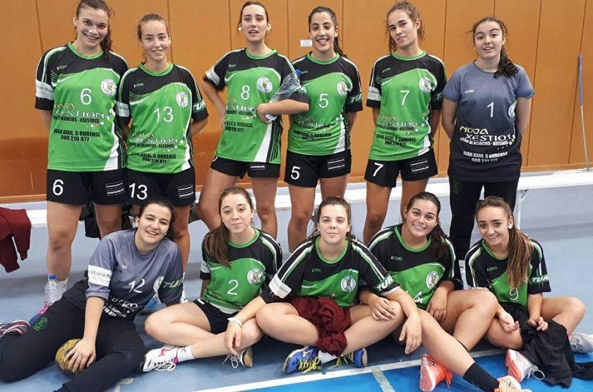 Nova Xestión Pabellón Senior Femenino en Lugo