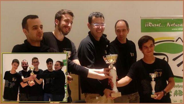 Xadrez Ourense impúxose na Copa Deputación por equipos 2017