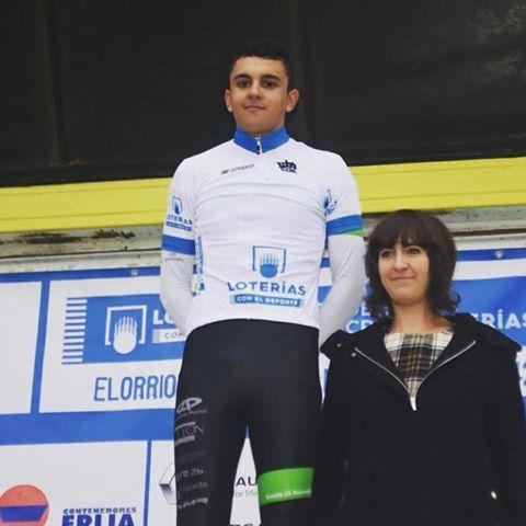 Iván Feijóo Ciclocross Elorrio