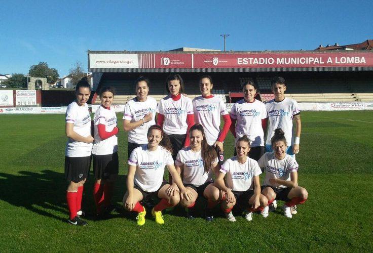 UD Ourense femenino