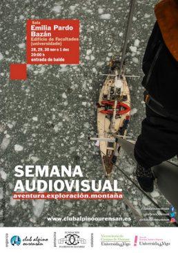 XIX Semana Audiovisual do Club Alpino Ourensán