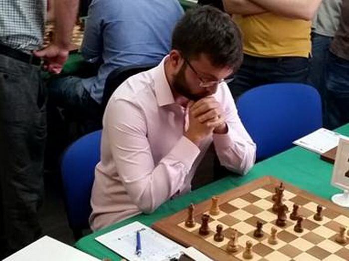 Ivan Salgado Ajedrez